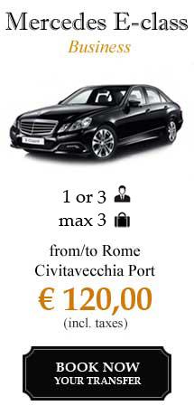 Civitavecchia port shuttle transfer service from to - Transportation from civitavecchia port to rome ...